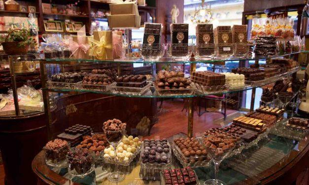 Leschanz – Wienerschokoladen Manufaktur