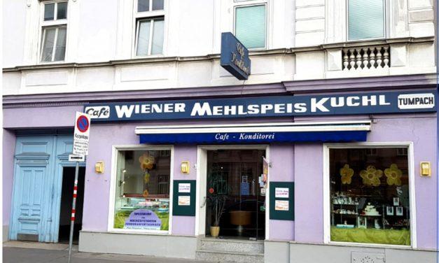 Wiener Mehlspeiskuchl – Cafe – Konditorei