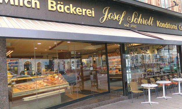 Josef Schrott Bäckerei – Konditorei – Cafe