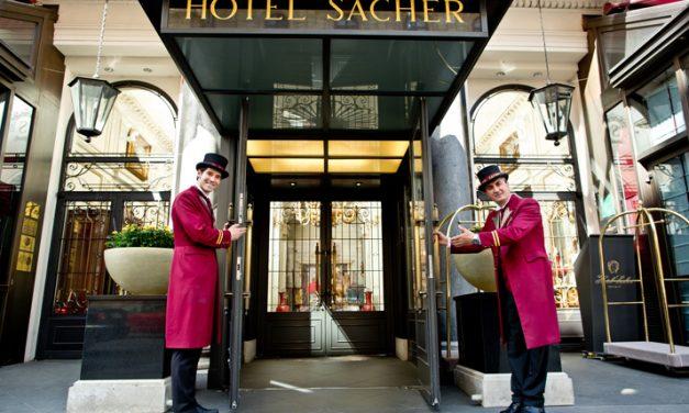 Cafe Sacher Wien
