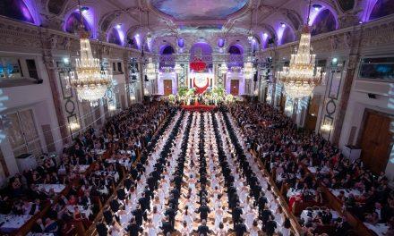119. Wiener Zuckerbäckerball am 16.Jänner 2020 in der Wiener Hofburg